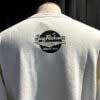 Buzz Rickson's Air Force Academy Sweatshirt, Gross real wear München, Peanuts Snoopy, Weiß