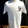 Buzz Rickson's, Airmens Mosqito Club, T-Shirt, Gross real wear, White, BR78517