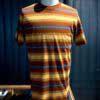 Carhartt, Buren T-Shirt, Gross real wear, Brandy, Brown, Beige, I028404.0E9.95.03