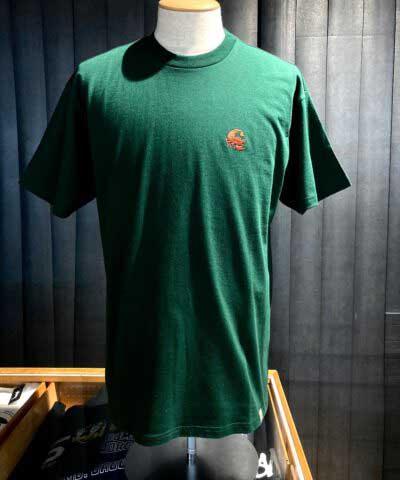 Carhartt, Scorpions C T Shirt, Gross real wear, Grün, Bottle, I028473.02.90.03