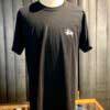 Stüssy, Stock Link, T-Shirt, Baumwolle, Cotton, Gross real wear, Black, Schwarz