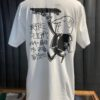 Stüssy, Waiter, T-Shirt, Baumwolle, Cotton, Gross real wear, Weiß, White