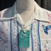 Sun Surf Light House Hawaiian Shirt White, Rayon, Viscose, Gross real wear München, Leuchtturm Weiss