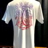 Vans Rattlesnake T-Shirt White, Klapperschlange, Off the Wall, Gross real wear München, Weiss
