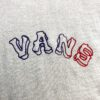 Vans Rattlesnake T-Shirt White, Klapperschlange, Gross real wear München, Weiss