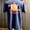Cheswick Road Runner Motor Service T-Shirt, Gross real wear München, Navy