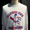 Cheswick Road Runner California State, Longsleeve, Gross real wear München, Langarm, White