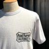 Cheswick Road Runner Motor Service T-Shirt, Gross real wear München, White