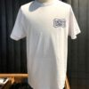 Cheswick Road Runner Professional Tune Up T-Shirt, Gross real wear München, White