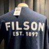 Filson Popeye T-Shirt navy, Gross real wear München, limited Edition, Seemann, Baumwolle