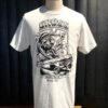 Gross real wear München Weirdo #3 Lowrider, Lowbrow T-Shirt, Weiss, Cotton
