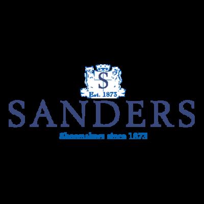Sanders Shoemakers since 1873 Logo, Gross real wear München
