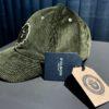 Smokey Bear Filson Corduroy Cap, Gross real waer München, Baseball Cap, Trucker Cap, Ottergreen
