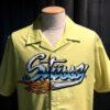 Stüssy Cruising Shirt Yellow, Kurzarm Gelb, Gross real wear München