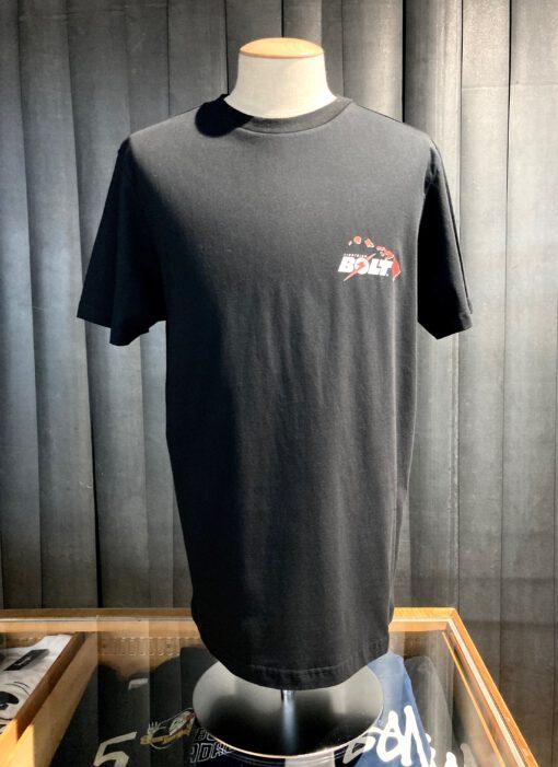 Lightning Bolt Legendary Shapers Collection T-Shirt, Black, Hawaii, Gross real wear München, Baumwolle