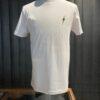 Lightning Bolt Tour T-Shirt, Gross real wear München, Weiß, Baumwolle, Front, Back Print, Flash, Blitz
