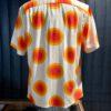 Portuguese Flannel Sun Camp Collar Shirt, White, Gross real wear München, Brusttasche, Lyocell, Reverskragen, Loop Collar