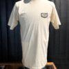 Vans OG Patch T-Shirt, Aufnäher, kurzarm, Gross real wear München, Beige, Baumwolle