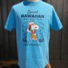 Sun Surf Vintage Peanuts Snoopy Speak Hawaiian T-Shirt, Blau, Gross real wear München, Cotton