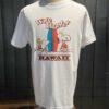 Sun Surf Vintage Peanuts Snoopy Wave Hunter T-Shirt, Weiß, Gross real wear München, Cotton