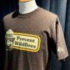 Filson Smokey Bear Pioneer T-Shirt, Limited Edition, Brown, Cotton, Gross real wear München