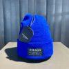 Filson Ballard Watch Cap, Filson Logo,Blue, Gross real wear München, Acrylic