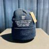 Stüssy Design Corp Cuff Beanie, Black, Strickmütze, Front Stickerei mit Stüssy Logo, Gross real wear München
